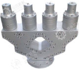 Máquina de fazer do tubo de água de PVC/tubo de PVC linha de produção