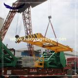 Bâti d'épandeur de manutention de conteneurs du port de l'éparpilleur de conteneur