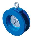 Válvula de retención de agua de hierro dúctil con caucho EPDM