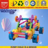 Blocos de ensino Thinkertoyland corrida automobilística Toy Car