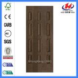 Peau en bois de porte de placage moulée la meilleure par qualité (JHK-013)