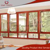 알루미늄 단면도 열 틈 여닫이 창 또는 차일 또는 경사 회전 Windows
