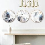 Kundenspezifische HD Ölgemälde-Wand-Kunst-Dekoration-Abbildung