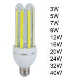E27 en forme de u maïs-LED lumière