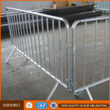 Гальванизированный стальной барьер дороги управлением толпы