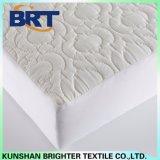 Weiße Laterne-Polyester-Rohseide-wasserdichtes Bett-Blatt