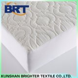 Hoja de base impermeable de la linterna de la pongis blanca del poliester