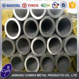 ASTM 304 acero inoxidable laminado en frío de tubería sin costura