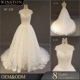花嫁のためのサイズと2018着の方法最新のウェディングドレス