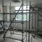 安全なセリウムの構築のための公認のLayherシステム足場