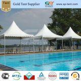 Напольный шатер Pagoda плавательного бассеина крышки PVC анти- UV