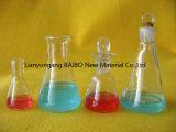 Il laboratorio chimico di Baibo fornisce al flacone erlenmeyer Libero di vetro di quarzo/boccetta conica l'orlo