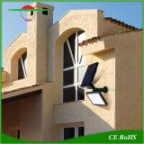Solar al aire libre jardín de césped de luz LED de 48