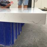 Bestop 석영에 의하여 편해지는 닦는 Carrara 백색 Quartze 상단