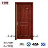 Portello di legno di legno solido dei portelli disegno superiore di marca di ultimo
