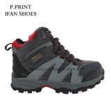 Vente chaude de hausse lourde de chaussures de coupure élevée d'usine de la Chine
