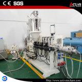 Espulsione del tubo di Auotomatic PPR/riga di plastica complete espulsione di produzione