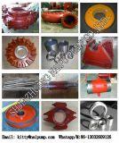 中国の産業水ポンプの予備の機械化の部品