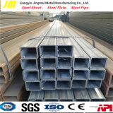 Tubos de acero rectangulares de acero de la estructura de la sección de la depresión del acero suave