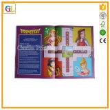 Alto servicio de impresión del libro de la historia de Qaulity (OEM-GL001)