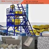 Leve a nova máquina de tijolos de concreto de espuma do Sudoeste da China