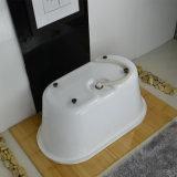 Articoli sanitari poco costosi della vasca indipendente acrilica (BG-7033)