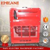 Portable Diesel de Generaror, gerador Diesel silencioso 6kw