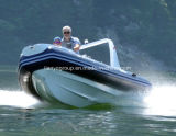 La Chine Liya 5,2 m bateau gonflable rigide Rib Boat Yachts de luxe
