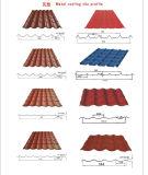 Azulejo/placa/hoja de acero revestidos de la pared del color del precio de fábrica para Argelia
