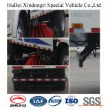 Balayeuse montée par camion hydraulique compétitif de machine