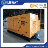 De grote Motor dreef Globale Diesel van de Garantie 64kw/80kVA Stille Generator aan