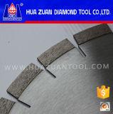 Lámina circular del diamante sostenido para el granito