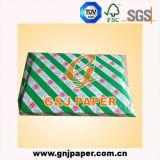 22-23GSM 100% hölzerne Massen-Burger-Verpackungs-Papier für das Verpacken