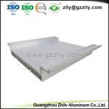 Profiel van de Uitdrijving van het Aluminium van Anodizd het Matrijs Gegoten voor LEIDENE Heatsink