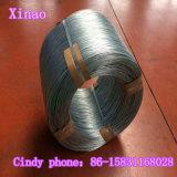 Fio galvanizado electromagnética 1kg/bobina 25kg/bobina 500kgs/bobina