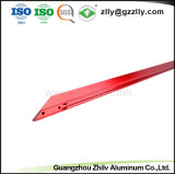 텔레비젼 프레임의 ISO 기준 주문을 받아서 만들어진 알루미늄 밀어남