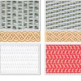 Molinos de Papel de poliéster poliéster/tejido de poliéster de red de papel de la pantalla lineal Yl-032