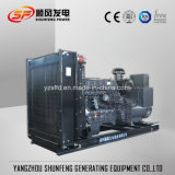 de Elektrische Generator van de Macht van 80kVA 64kw China Shangchai met Brushless Alternator
