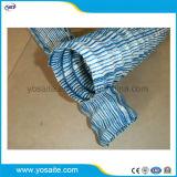 Stahl-Plastikflexibler Belüftung-weicher durchlässiger Schlauch/Rohr