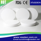 Dental Material for False Teeth High Strength Round Zirconium Disc