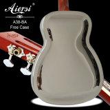 Aiersi музыкальные инструменты глушителя шума впуска на гитаре с жесткий чехол
