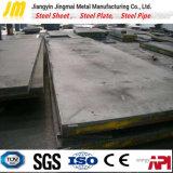 Placas de acero laminadas en caliente de las energías eólicas de En10025 S355j0/S355j2/S355K2