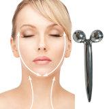 Massager миниого уменьшения Cellulite ролика формы ролика y внимательности 3D стороны Handheld лицевой