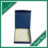 Bonito diseño personalizado Rosa Caja de regalo con impresión a doble cara