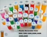 20 Dr. Reversível Tampão Tubo de ensaio para o uso da medicina