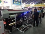 Xuli 3.2m紫外線LEDプリンター機械を転送するDx5ヘッドロール