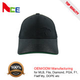 ODM por atacado do OEM de Unconstructed marcado 6 chapéus do camionista do basebol da forma do painel