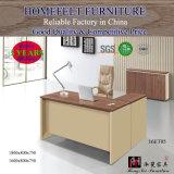 Muebles modernos de madera de 2,4 millones de mesa de oficina escritorio ejecutivo