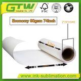 90GSM высокое качество Super Быстросохнущие Сублимация бумаги