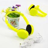 De kleur telegrafeerde StereoHoofdtelefoons met Goedkope Prijs